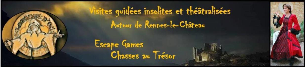 Visites guidées insolites autour de Rennes-le-Château avec Légendes d'Oc